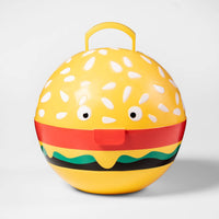 Hamburger Grill Caddy Yellow - Sun Squad™