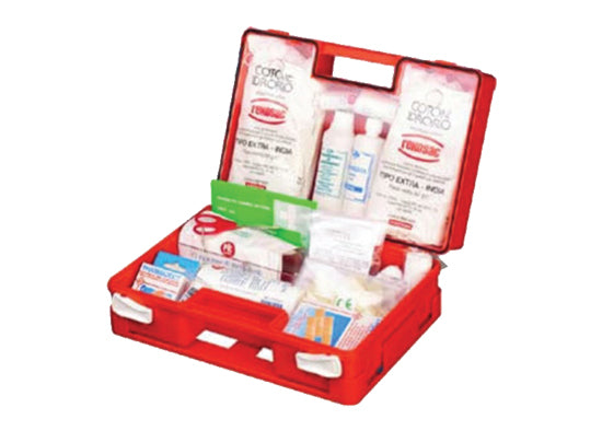 First Aid Kit Heavy Duty (Trousse de premiers soins Heavy Duty)