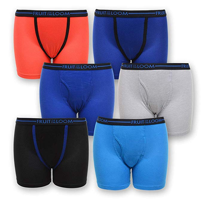 Fol Boy Boxer Brief Uw Covered Band
