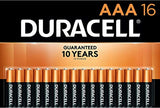 Duracell Coppertop AA Batteries, 16 ct