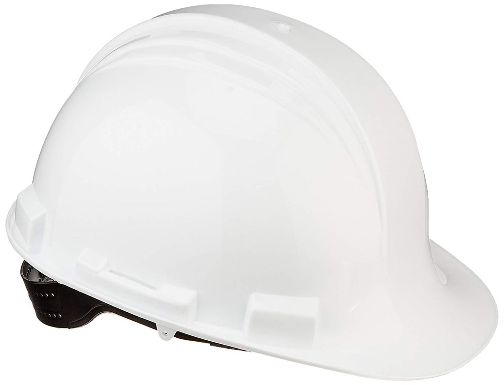 Safety Helmet manual adjustment (White)