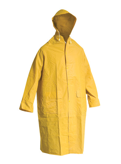 Raincoat PVC 0,32mm Yellow (Taille XXL)