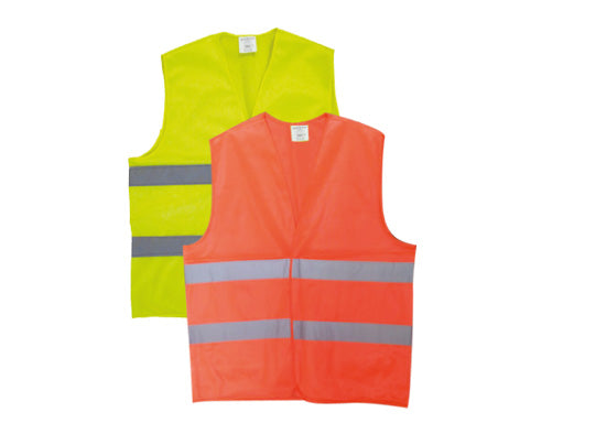 High Visibility Vest Orange (Taille M)