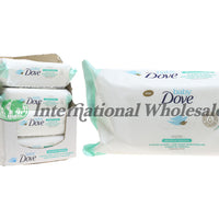 Dove Baby Wipes Sensitive 50Pcs