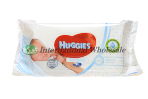Huggies Baby Wipes Newborn 56Pcs