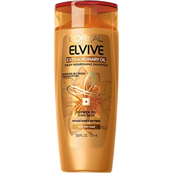 Elvive Ex Oil Creme Sham 12.6Z