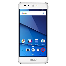 BLU Grand X LTE G0010WW Unlocked GSM Dual-SIM Phone w/ 8MP Camera
