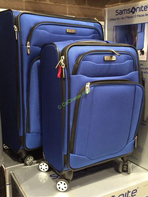 Samsonite Stackit 2Pc