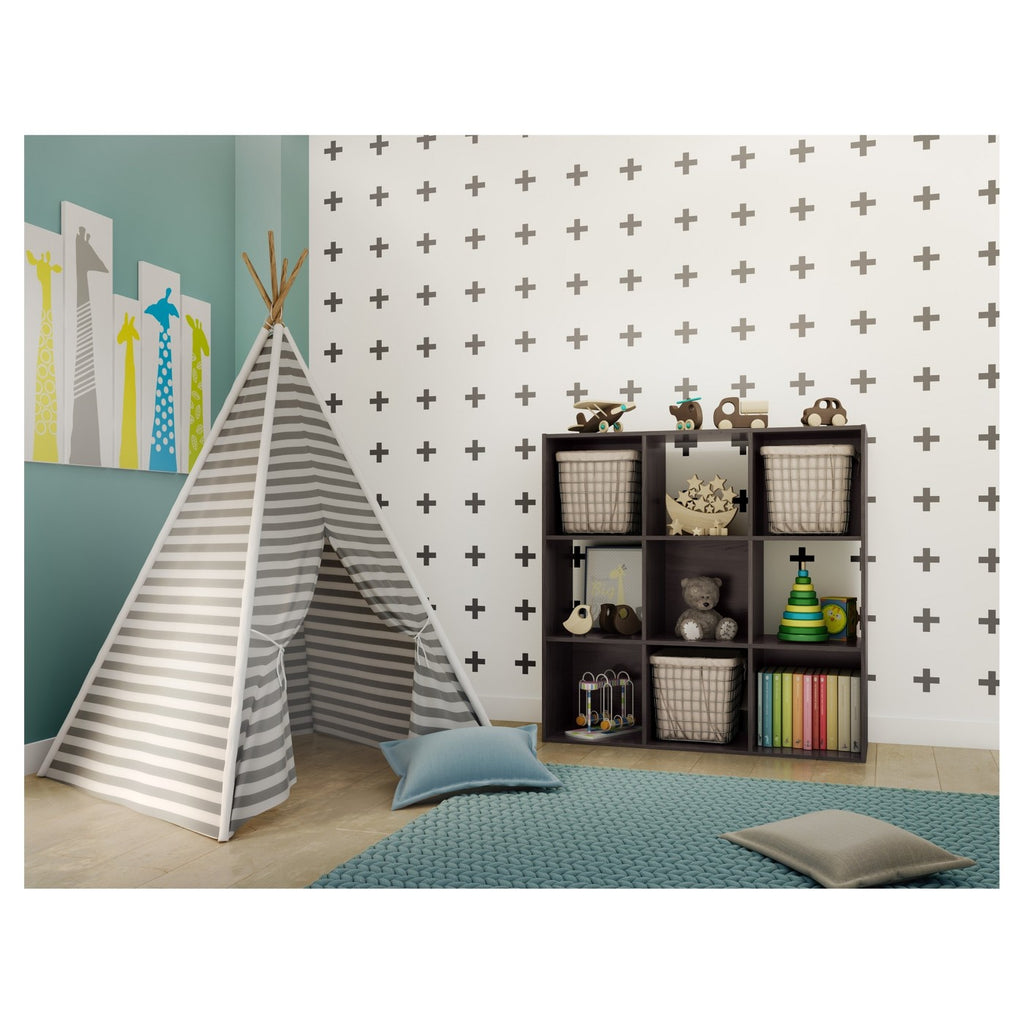 "9-Cube Organizer Shelf 11"" - Room Essentials"