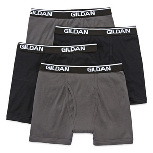 Gildan Boxer Brief Premium Cotton Comfort 4 pk - M