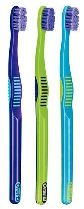 Oral B Toothbrush Complete Control Grip Soft 35