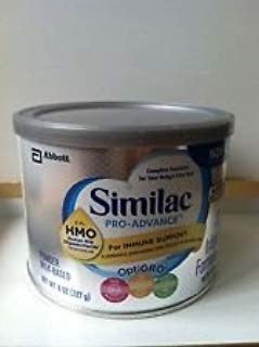 Similac Pro Advance Non Gmo 7.6 oz DLC: 01/MAI/21
