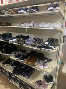 Variety Shoes men's and women's Puma, Adidas, Reebok, Khombu