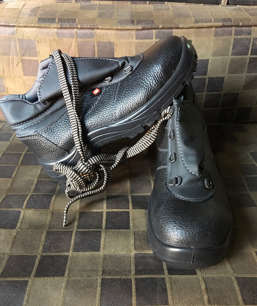 Safety Boots S3 Steel Toe Cap and Steel Sole Taille 39