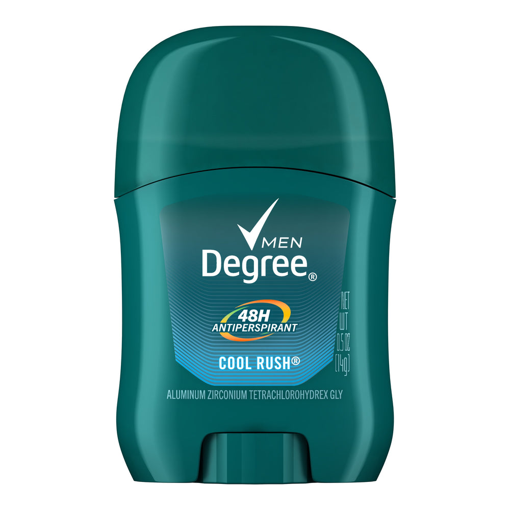 Men Original Protection Antiperspirant Deodorant Cool Rush 0.5 oz(14g).DLC-07-22
