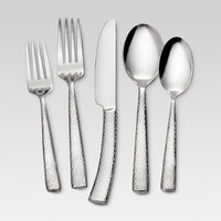 "Arkita 20pc Stainless Steel Silverware Set - Thresholdâ""¢"