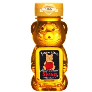 JUNIOR BEAR HONEY FLAVORED SYRUP (227G) DLC: 10/12/20