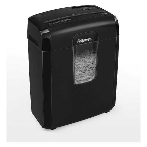 Fellowes Powershred 9C 9-sheet Cross-Cut Shredder+300W