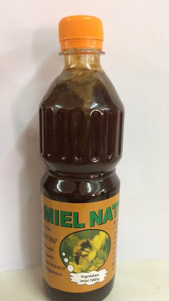MIEL NATUREL 100% Moyen 50cl
