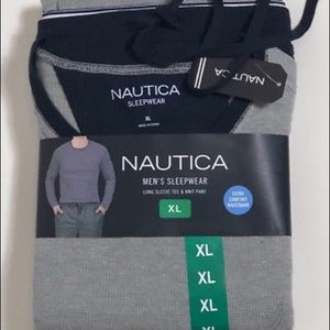 Nautica Men's Sleepwear 2PC