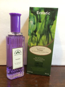 Ecstatic For Women Poison Limited Edition Jean Phillipe Perfume 2.5 Fl. Oz.