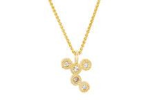 Load image into Gallery viewer, Diamonds 18k Gold Necklace
