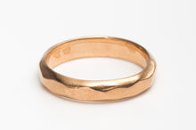 Load image into Gallery viewer, Classic Wedding Ring in 14k Recycled Gold