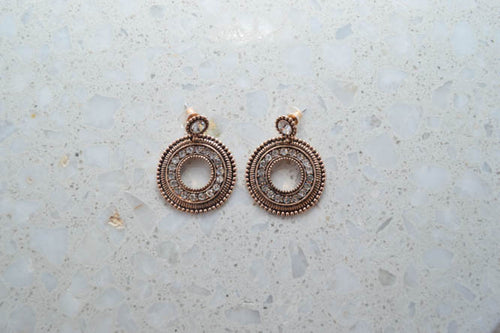 CIARA Diamante Earrings - AZARIA