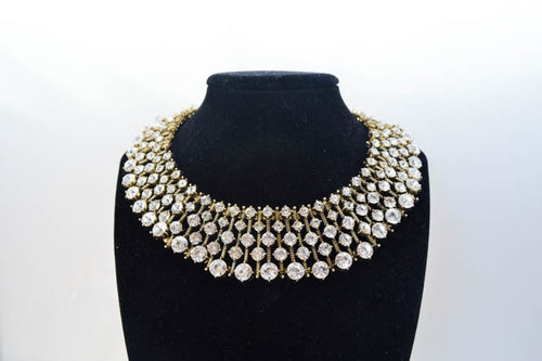 PRE-ORDER: SIENNA Statement Necklace - AZARIA