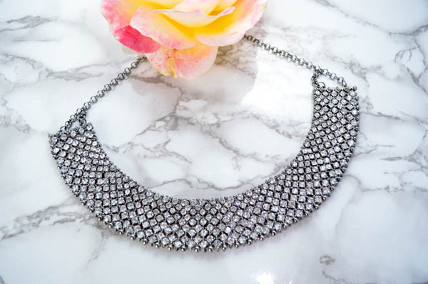LAYLA Statement Necklace - AZARIA
