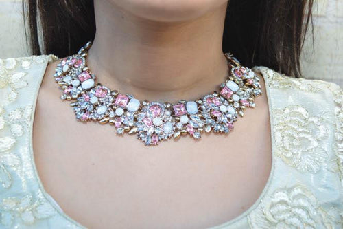 PRE-ORDER: ARIA Statement Necklace - AZARIA