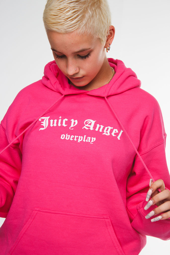 "OVERPLAY - Sudadera ""JUICY ANGEL"""