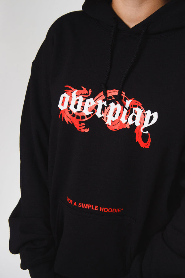 OVERPLAY - Sudadera