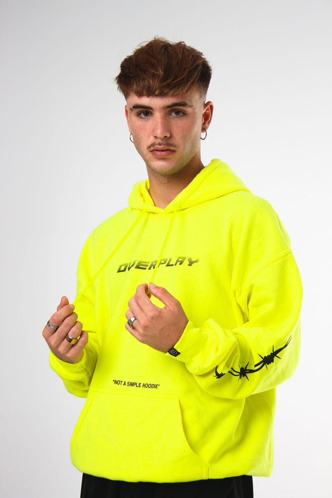 "OVERPLAY - Sudadera ""NEON"""