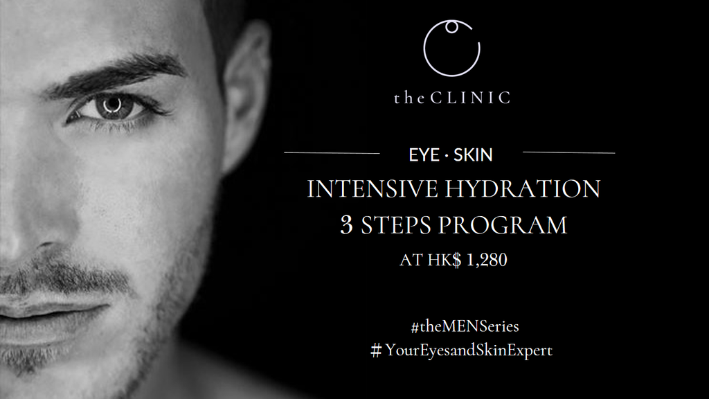 the CLINIC_theMENSeries_3_step_program_banner