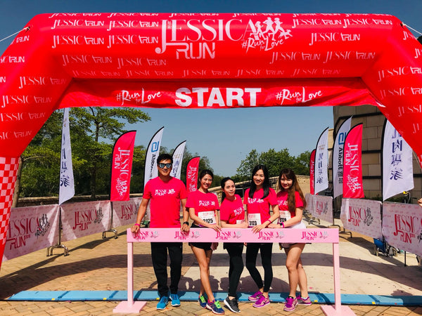 the CLINIC Charity Jessica Run 2018_5