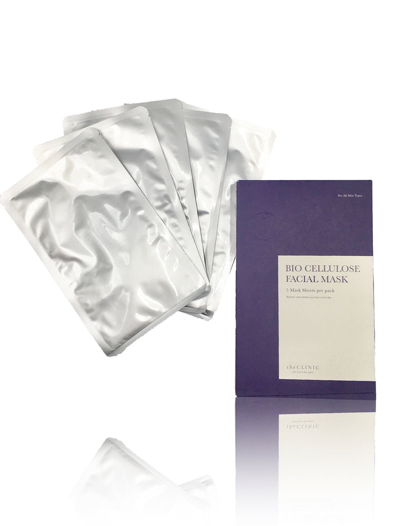 the CLINIC Bio Cellulose Facial Mask