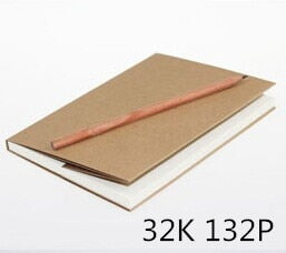 Craft Blank Sketchbook-ArtDixit