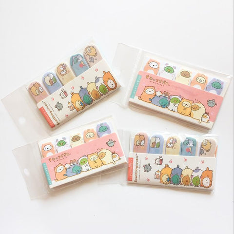 Sumikko Gurashi Sticky Notes-ArtDixit