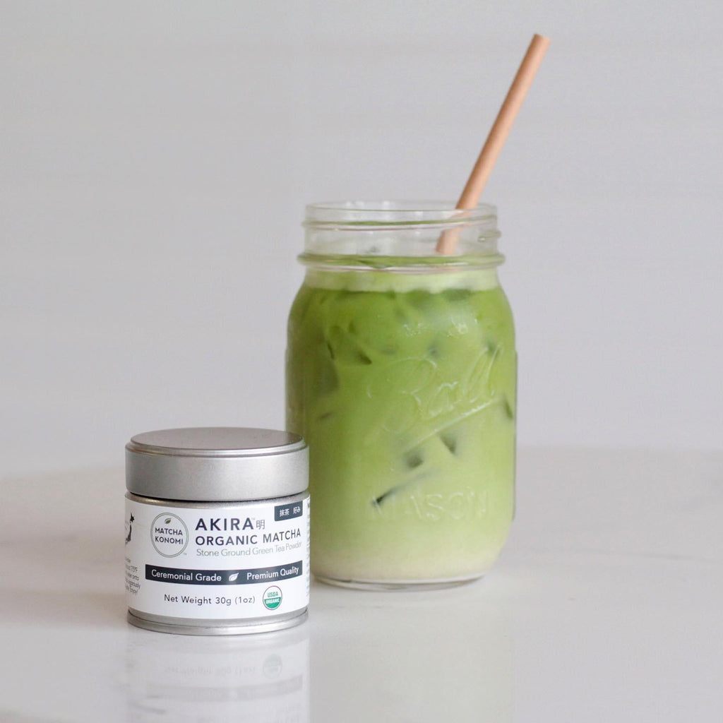 How to Make a Simple, Yet Delicious, Iced Matcha Latte @Home!
