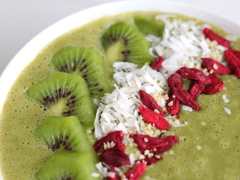 Photo of Oishi super green smoothie bowl