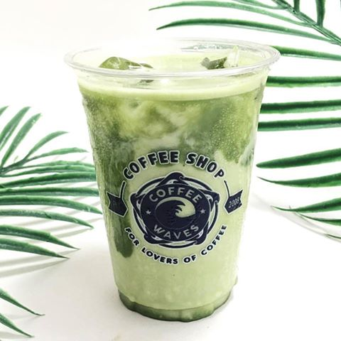 Proudly Serving Matcha Konomi Matcha - The Bet Matcha - Coffee Waves Corpus Christi, Texas