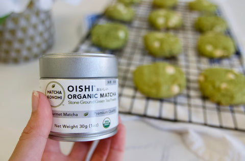 photo of Oishi Matcha for baking