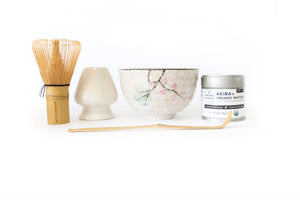 Matcha Starter/Gift Set (5 colors)