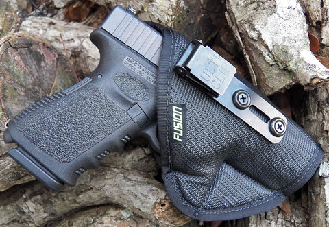 Image of best iwb concealed carry holster with an Ulticlip