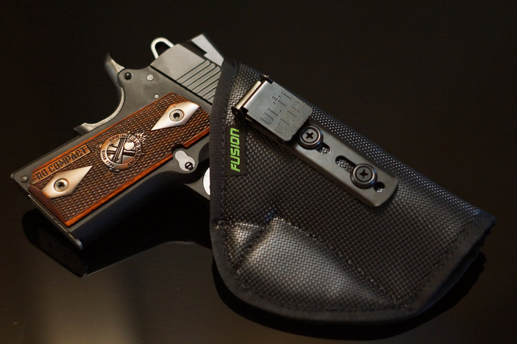 the Fusion holster