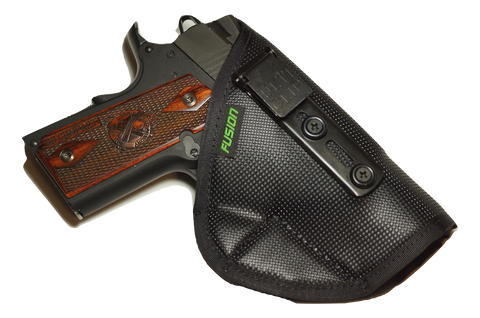 Image of best iwb concealed carry holster for a sig sauer c3 1911