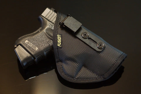 Image of glock 26 27  33  iwb holster