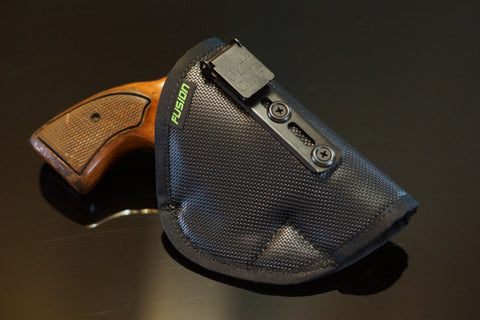 Image of revolver holster