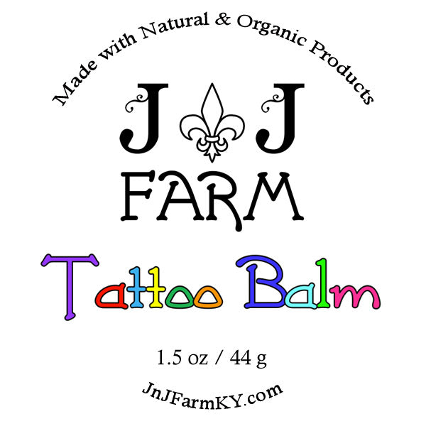 Tattoo Balm: What is it and why you should use it